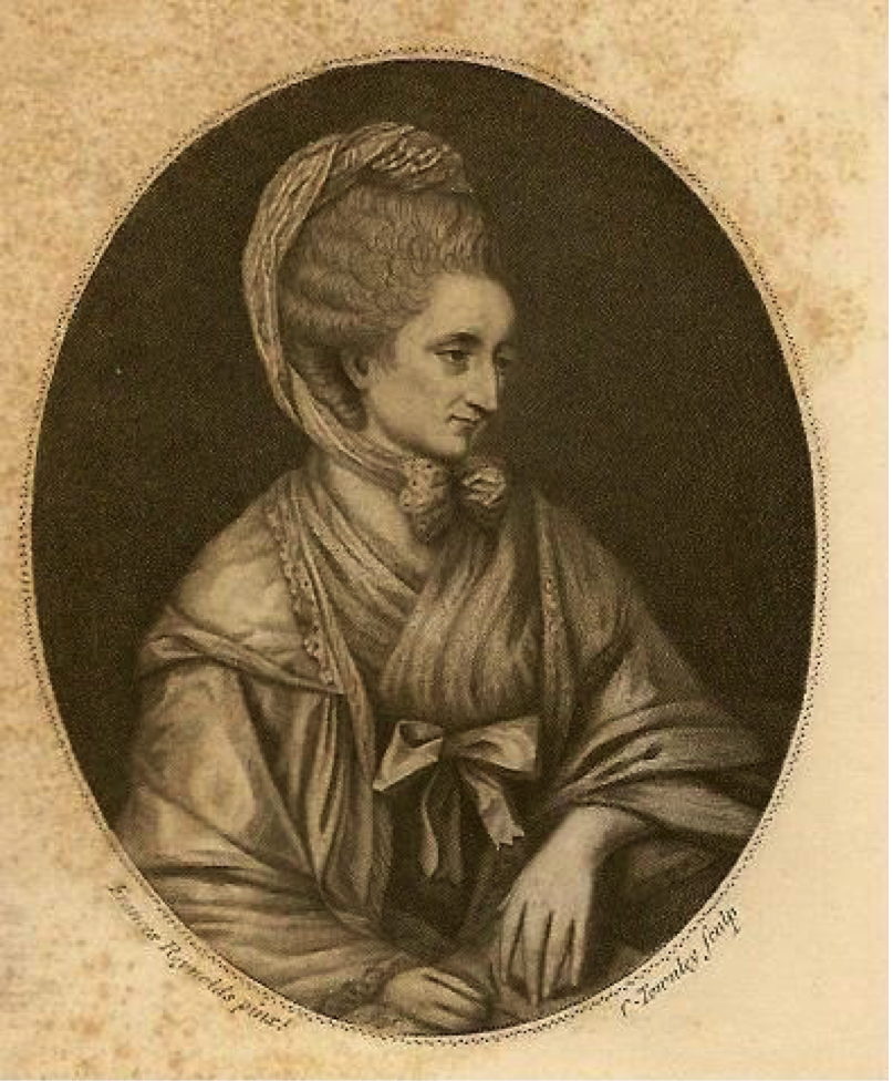 Elizabeth Montagu by Frances Reynolds